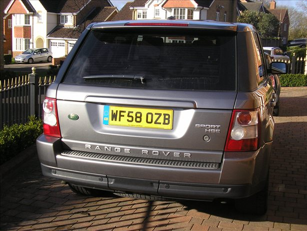 2009 (58) Land Rover Range Rover Sport 2.7TD V6 HSE Auto 2009 Cream Leather 6 Month Guarantee