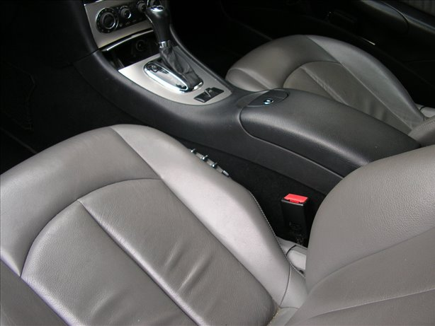 2007 (07) Mercedes-BenzCLK280 Sport Convertible With AMG Body Styling 6 Month Guarantee