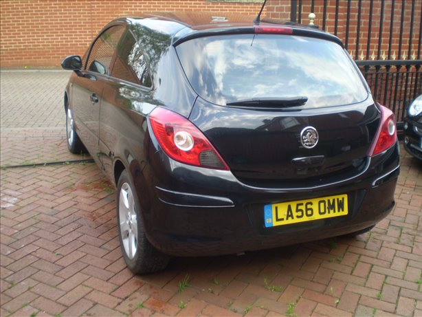 2007 (56) Vauxhall Corsa 1.2 Club Automatic Air Con 6 Month Guarantee