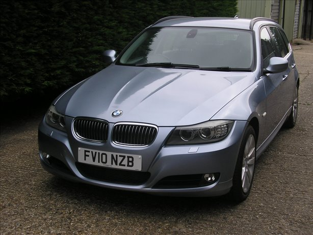 2010 (10) BMW 3 Series 3.0 330d SE Touring Estate Automatic Superb Example