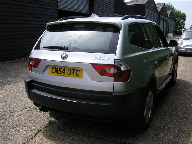 2004 (54) BMW X3 SOLD..Sport  Auto 4 wheel-drive, SUV 3.0 i.