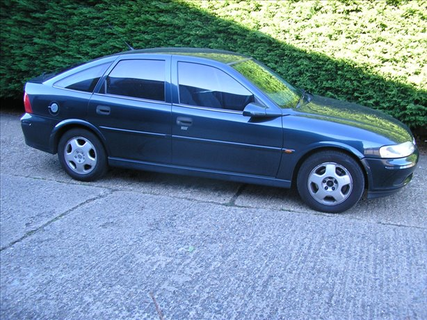 2002 (02) Vauxhall Vectra 1800 Automatic